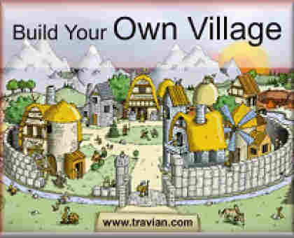 Build youer own Village