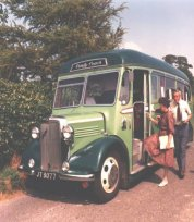 Historical look at Country Buses