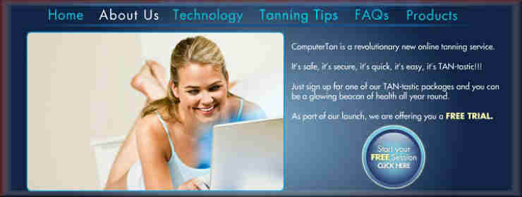 Computer Tanning